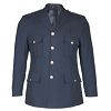 100% Polyester Single Breasted Class A Dress Coat - FF/PM